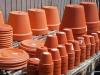 Clay pots (2)