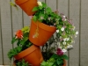 Decorative Pot Stacking